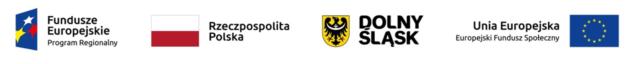 Logotypy instytuji realizujących projekt unijnyKreatyny rozwój uczniów
